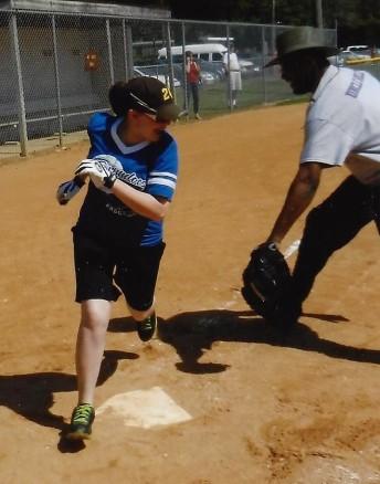 Kelsy Baseball